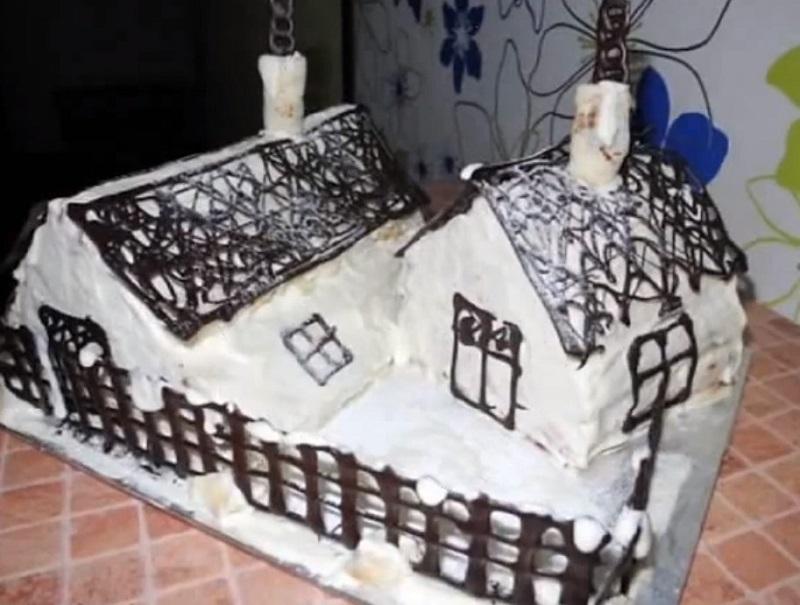 Эксклюзивный рецепт «Монастырской избы»! Гости все извелись в ожидании десерта…