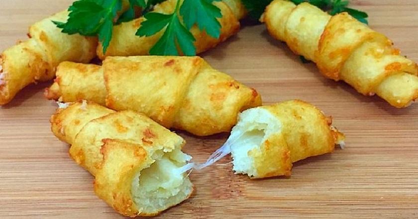 Картофель фри и чипсы остались в прошлом. Эти рогалики затмят любое блюдо из картофеля!
