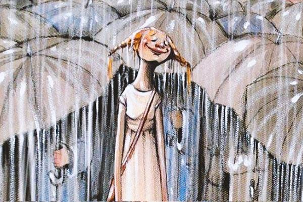 «Сколько б не было вам лет — не грустите» — позитивное стихотворение Тани Алексийчук